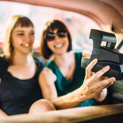 Polaroid: Zeitreise der Sofortbildkameras.