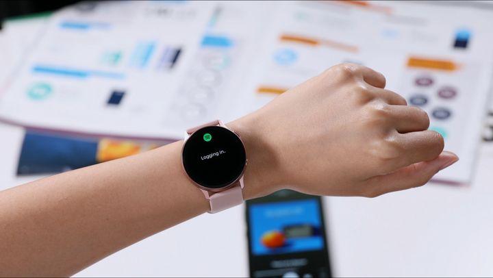 """Die Samsung """"Galaxy Watch Active2"""""""