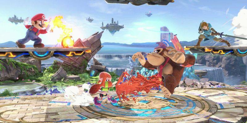 """Nintendo präsentiert viel Neues für die """"Switch""""."""