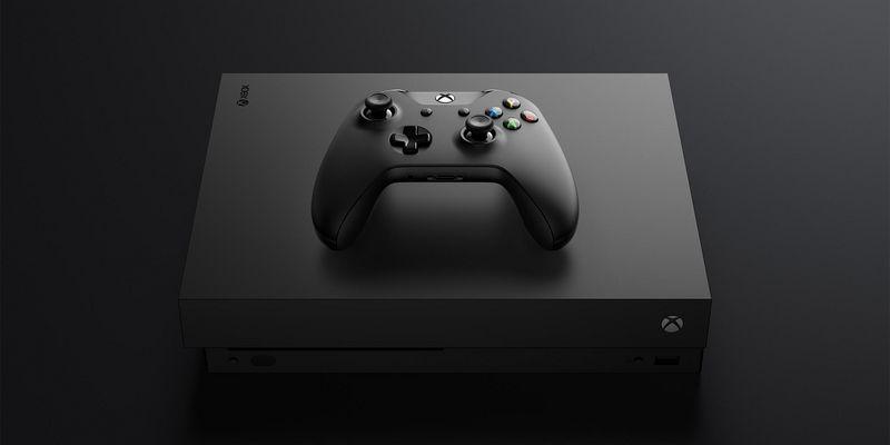 """Die """"Xbox One X"""" ist da!"""