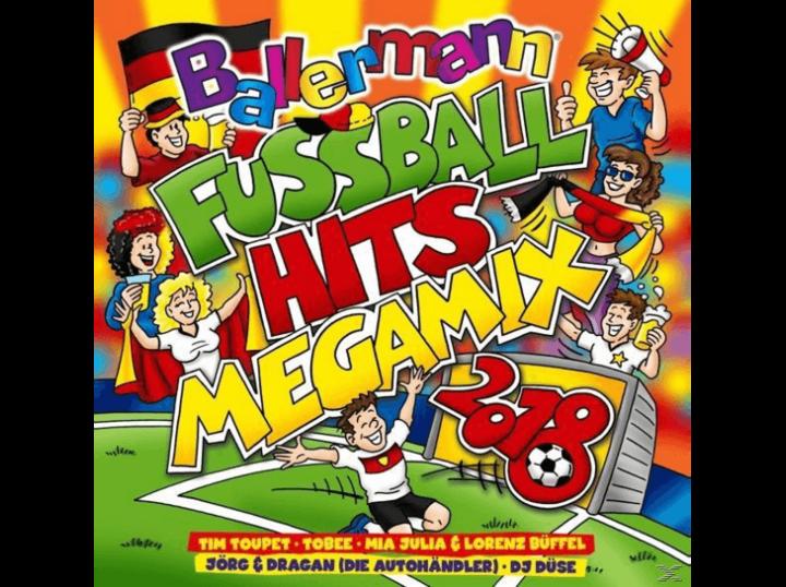 Ballmann Fußball Hits Megamix 2018 Schlager