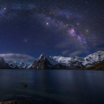 Der Nachthimmel hat viel zu bieten