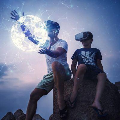VR hat viele Einsatzmöglichkeiten.