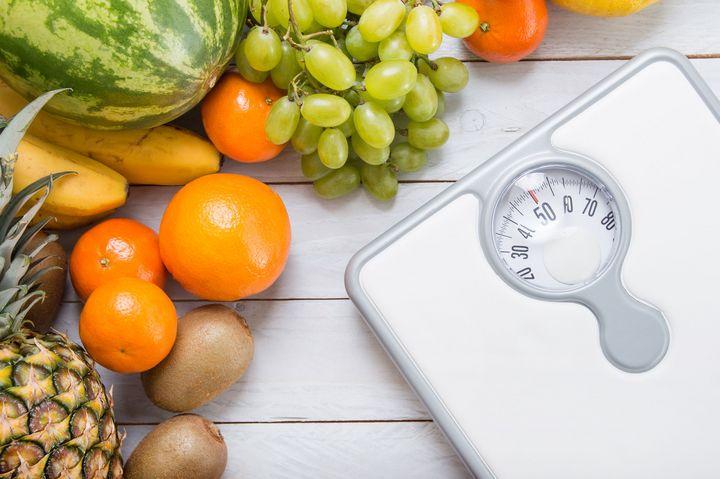 Am besten nimmt man mit gesunder Ernährung ab.