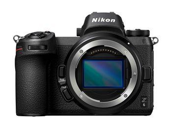 "Die Nikon ""Z 6""."