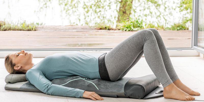 Yoga- und Stretchmatte MG 280 von Beurer: IFA-Neuheit 2019