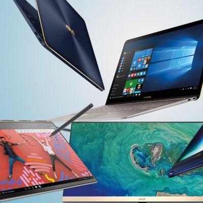 Viele tolle mobile Rechner wurden auf der IFA präsentiert.