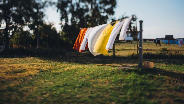 Hygienisch sauber wird Wäsche auch bei 60 Grad.