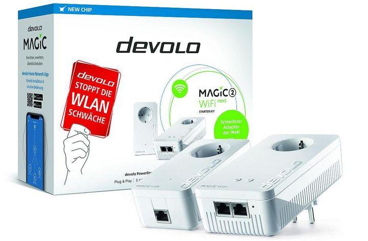 devolo Magic 2 WiFi next - Starter Kit