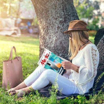 Die Top-Themen im Mediamagazin für Sommer 2020.