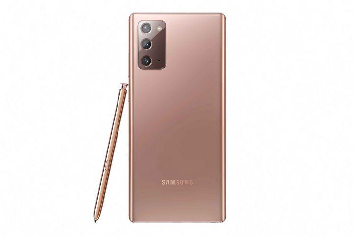 Das Samsung Galaxy Note20.