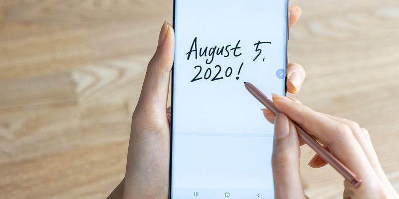 Das sind die neuen Funktionen des S Pen von Samsung.