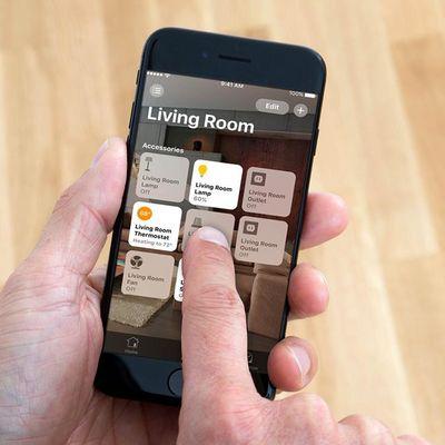 Einsatz von Multitouch im Smart Home