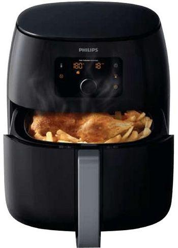 Fitnessküche mit dem Airfryer von Philips.