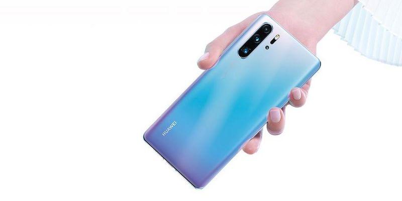"""Huawei hat in Paris die Smartphones seiner neuen """"P30""""-Serie vorgestellt."""