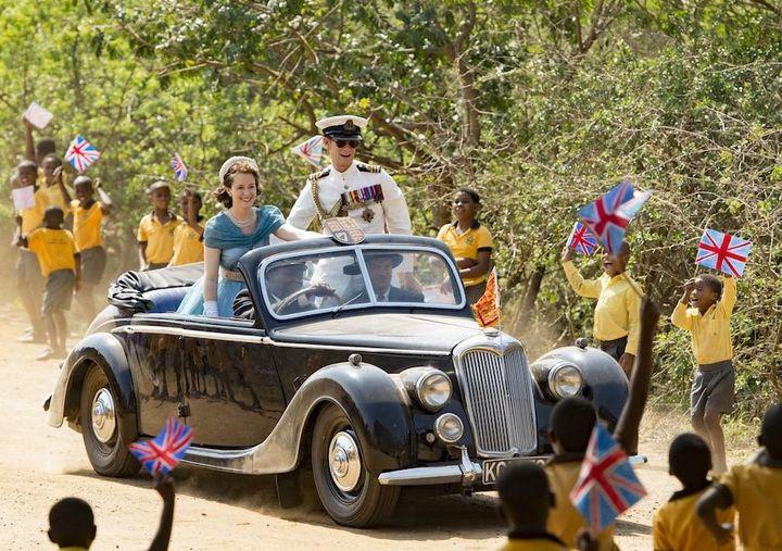 """""""The Crown"""" verfolgt die ersten Jahre der Regentschaft von Elizabeth II."""