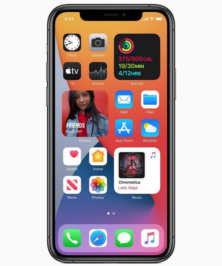 Anders als von vielen erwartet wurde iOS nicht in PhoneOS umbenannt.