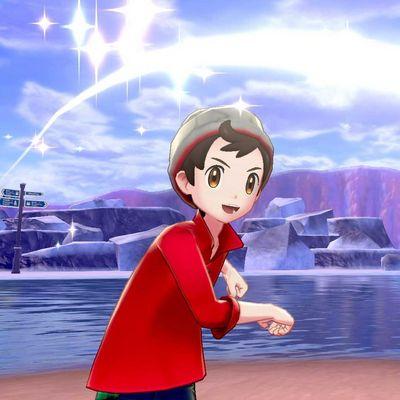 """""""Pokémon Schwert"""" und """"Pokémon Schild"""" sind endlich da."""