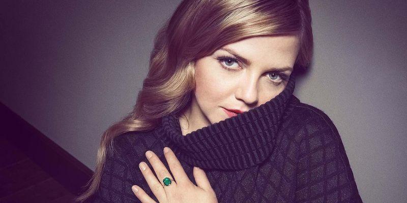 """Annett Louisan stellt ihr Album """"Kleine große Liebe"""" vor."""