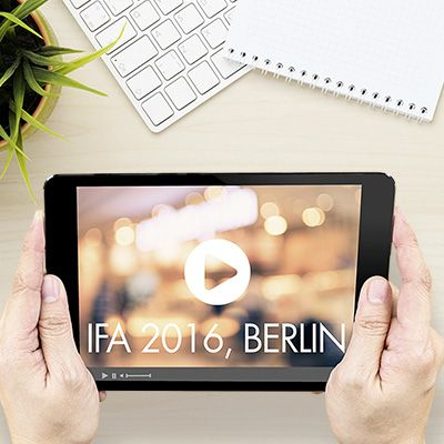 IFA 2016 - die mediamag.at-Videos