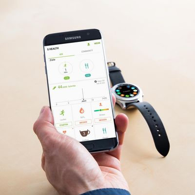 Best of Samsung S Health App