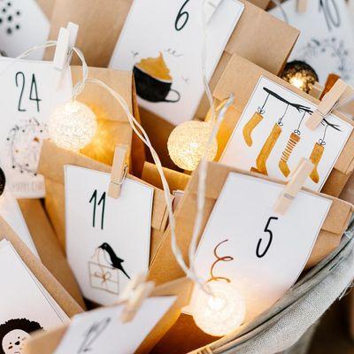 3 Tipps für einen alternativen Adventkalender.