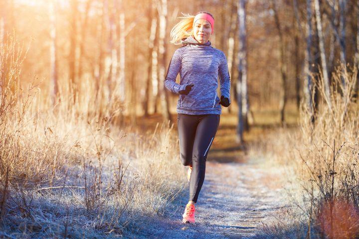 Ausreichend Bewegung hält den Körper fit.
