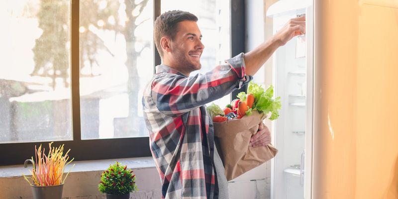 Kühlschrank: So ordnen Sie Lebensmittel richtig
