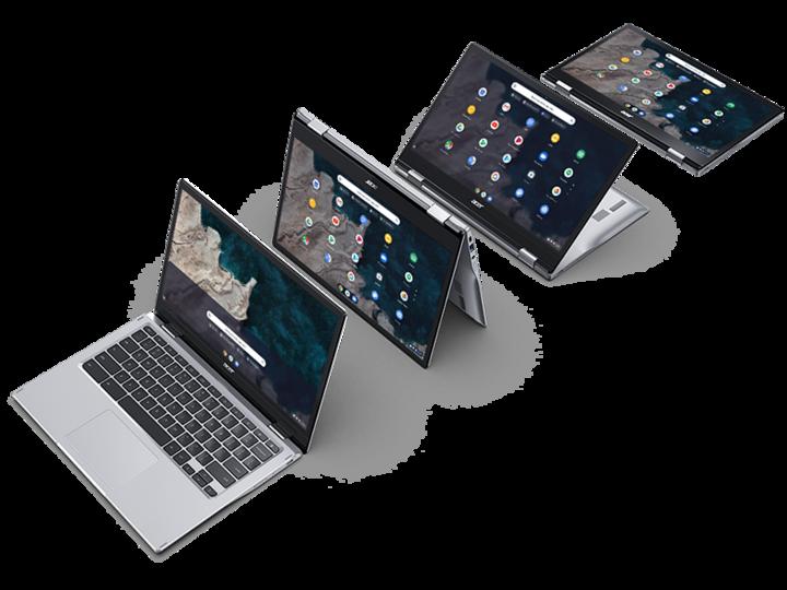 Erstes Chromebook mit Sapdragon 7c-Prozessor