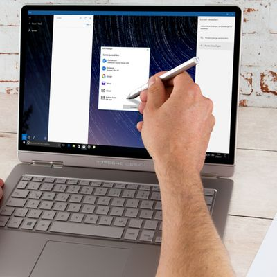 So rasch geht das Set-up der Mail-App in Windows 10.