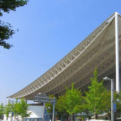 In der Makuhari Messe findet die TGS 2016 statt.