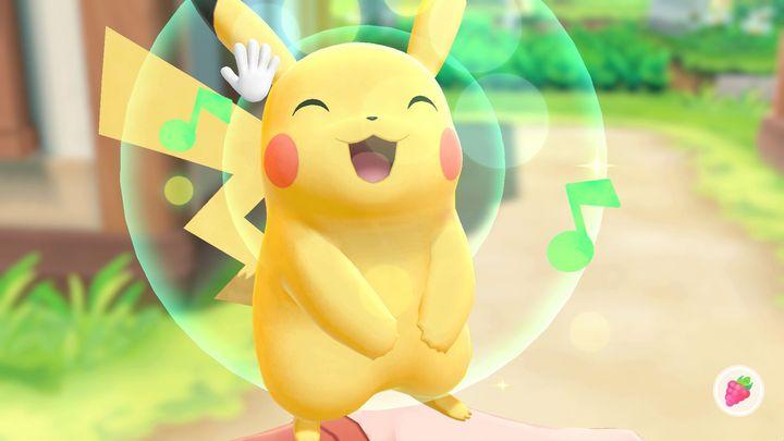 Pikachu und Evoli sind die Maskottchen der neuen Editionen.