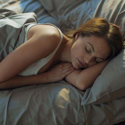 So schlafen Sie gut durch.