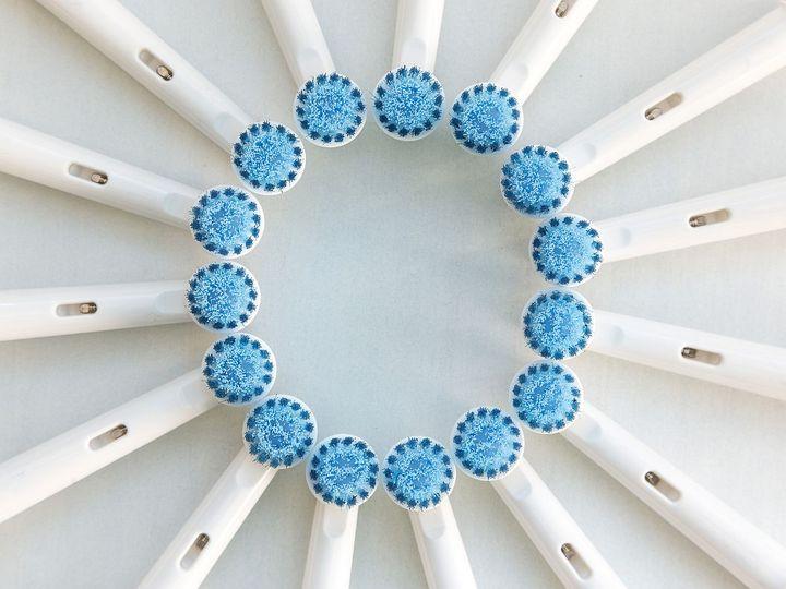 Zahnpflege: Tausch der Aufsteckbürsten