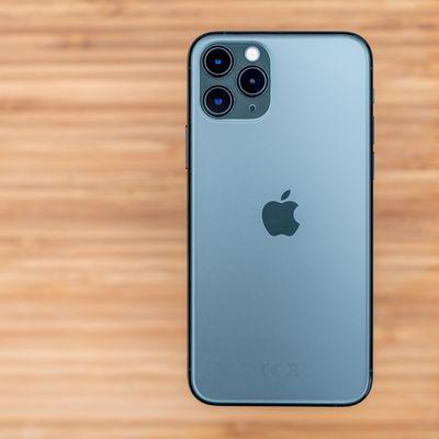 Das neue iPhone 11 Pro im Test.