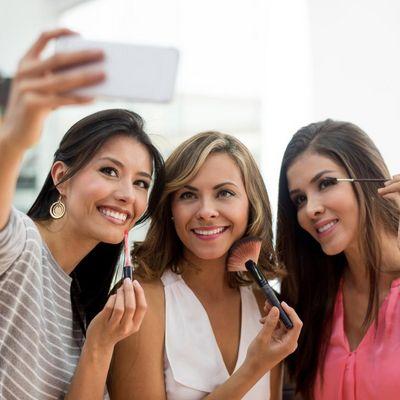 Apps für Make-up und Mode.