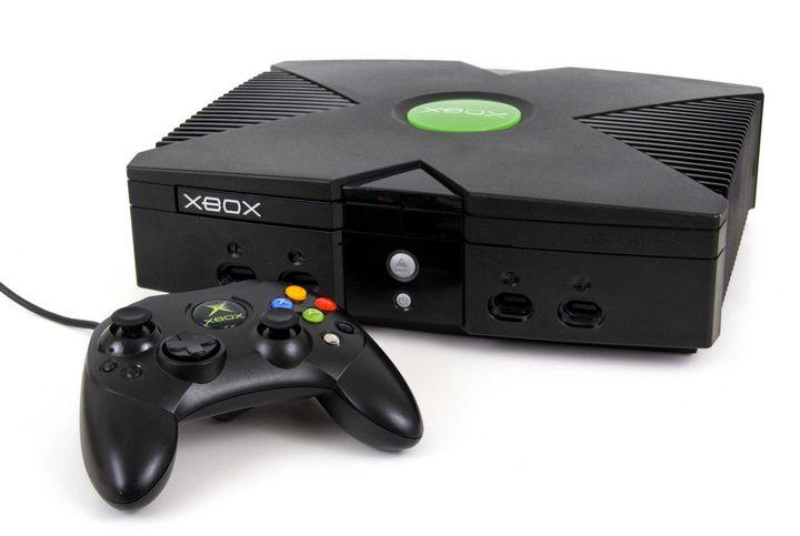 """Die erste """"Xbox"""""""