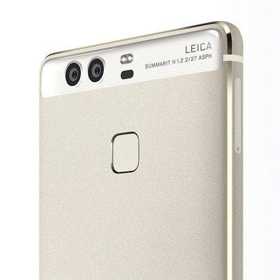 Das neue Huawei P9 besticht mit klarem Design.
