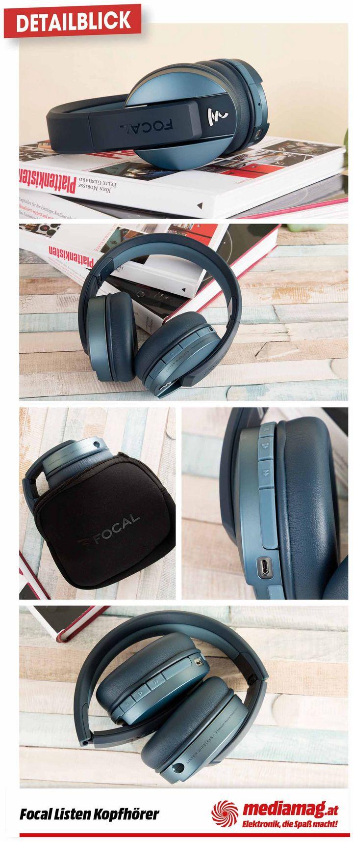 """Der """"Listen Wireless"""" von Focal punktet mit Design und Klang."""