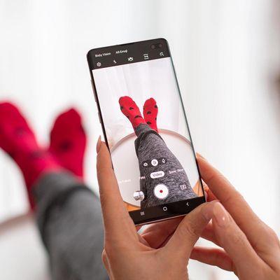 Videospaß mit dem Samsung Galaxy S10+
