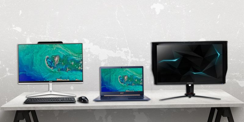 IFA 2018: Acer zeigt Gaming-Schwerpunkt.