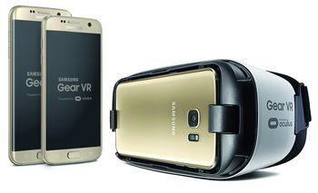 VR-Brille von Samsung