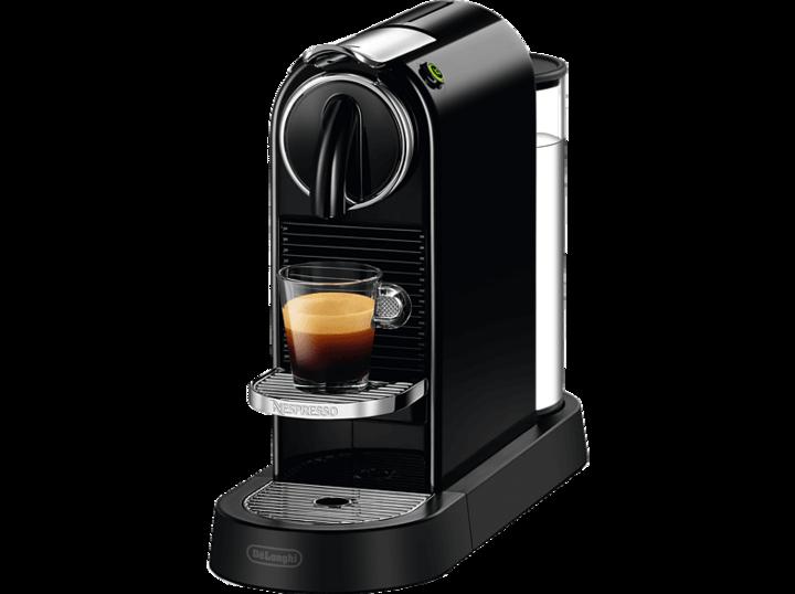 Perfekter Kaffee auf Knopfdruck.