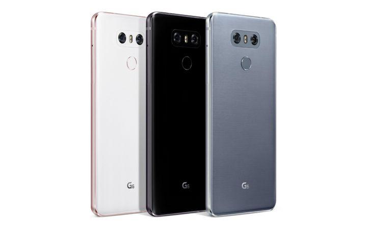 """Mit dem """"G6"""" zündet LG ein regelrechtes Feature-Feuerwerk."""