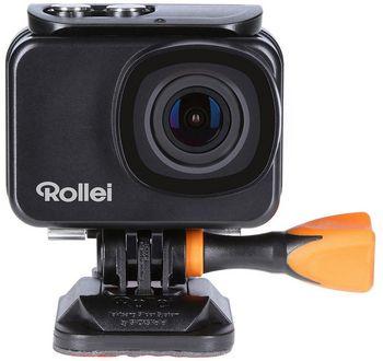 "Die Rollei ""Actioncam 550 Touch""."
