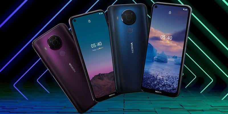 Alle Infos zum neuen Nokia 5.4