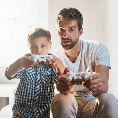 5 Spiele für Jung und Alt.