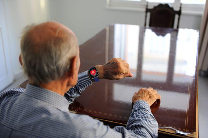 Smarte Geräte unterstützen bei der Gesundheitsvorsorge.