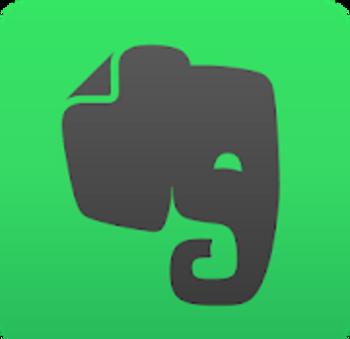 Mit Evernote kann von vielen Plattformen auf die gemachten Notizen zugegriffen werden.