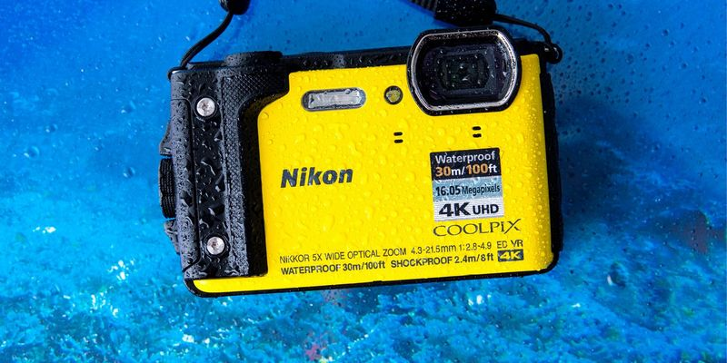 Unterwasser-Video-Wunder: Nikon COOLPIX W300.